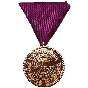 CSLI Friendship Medals