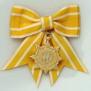 CSLI Blessing Medal / Segensmedaille