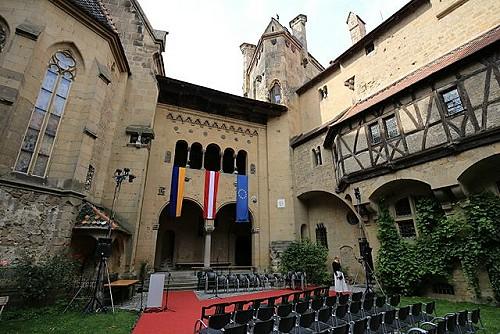 Investitur Burg Kreuzenstein 2014-037