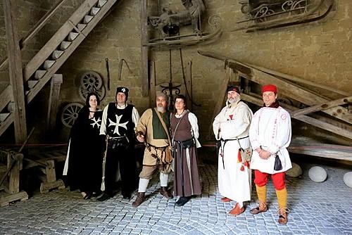 Investitur Burg Kreuzenstein 2014-044