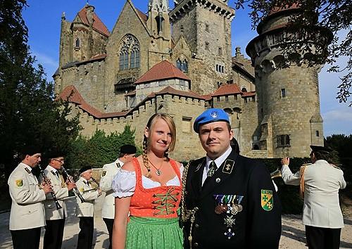 Investitur Burg Kreuzenstein 2014-074