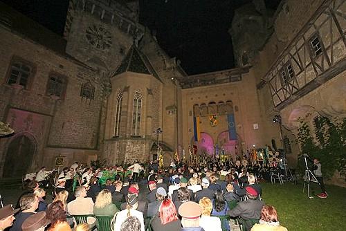 Investitur Burg Kreuzenstein 2014-446