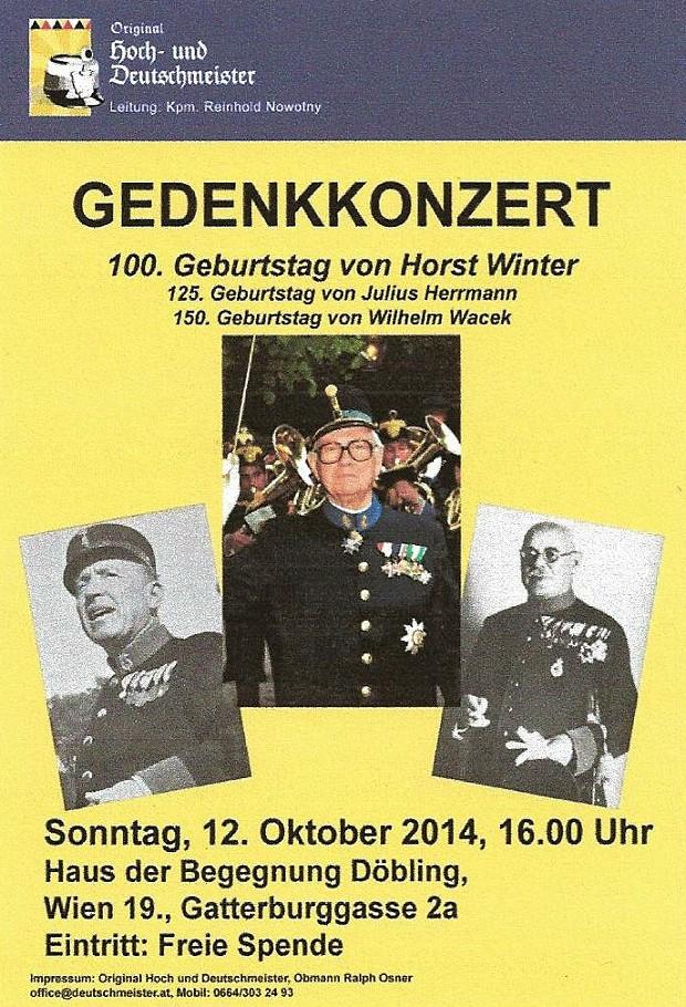 Deutschmeisterkonzert 2014 10