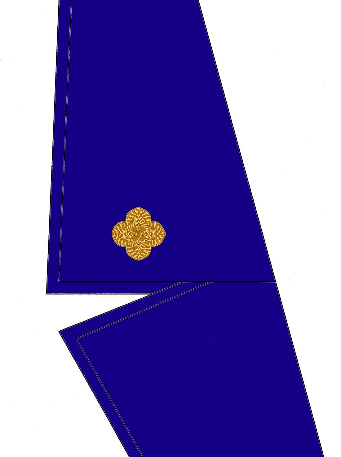12-kragen-rangabzeichen-leutnant-hg-blau