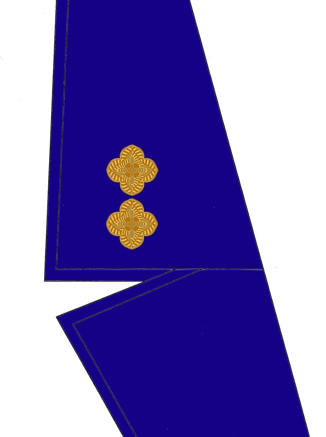 13-kragen-rangabzeichen-oberleutnant-hg-blau