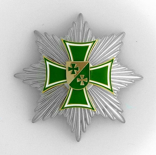 1d Cross of Merit Grand Commander 500
