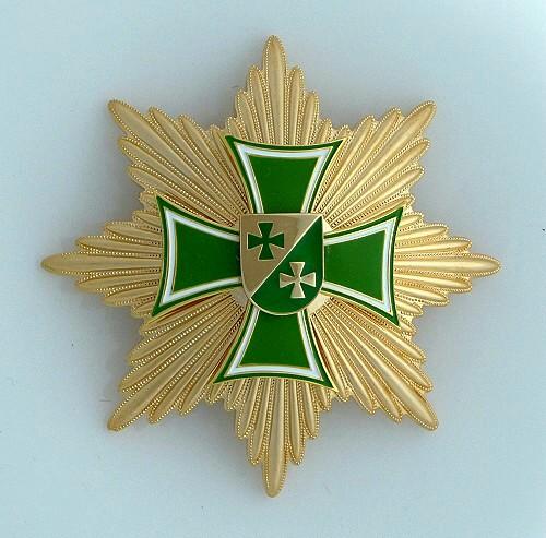1e Cross of Merit Grand Cross 500