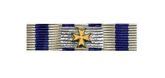 Bandspange neu CSLI Navy Cross Kommandeur