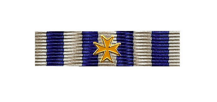 Bandspange neu CSLI Navy Cross Offizier