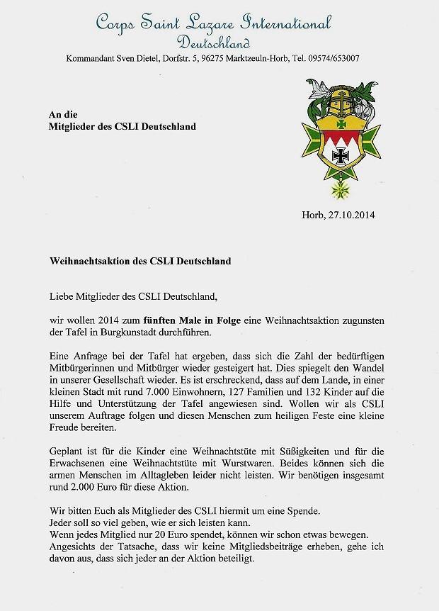 CSLD-Spendenaufruf-2014-A