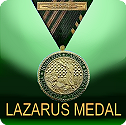 CSLI-Lazarus-Medal