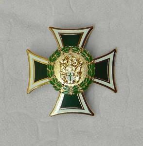 Ehrenkreuz der Ehrengarde