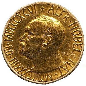Friedensnobelpreis Henry Dunant Mefdaille 300