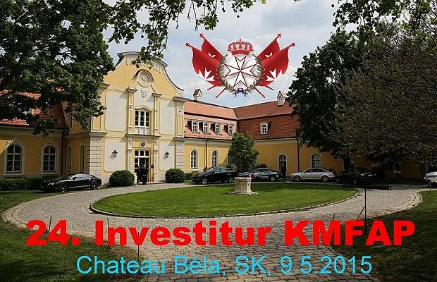 24. Investitur KMFAP