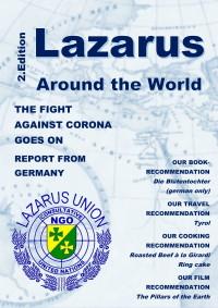 Lazarus rund um die Welt Aisgabe 2 ICON 200 ENG