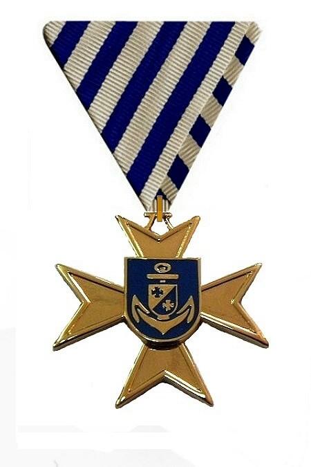 Marinekreuz CSLI Navy Corps neu 2012
