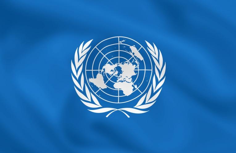 UN-Fahne
