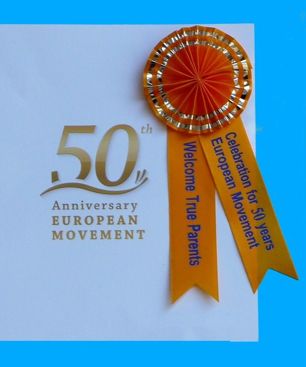 FFWPU Event Badge
