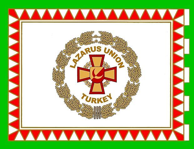 Fahne CSLI Türkei 620