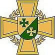 Logo LU nur Kreuz Konturen schwarz 450