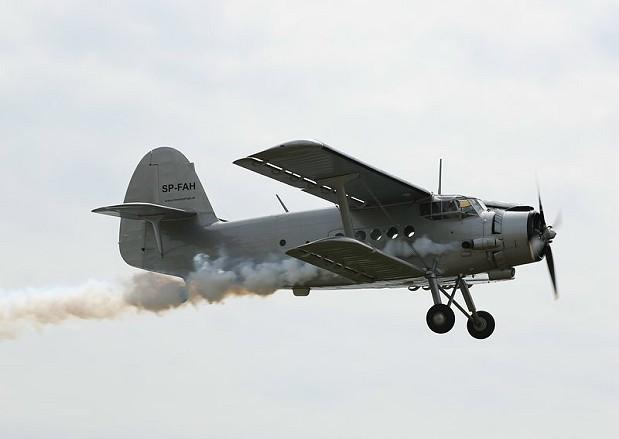 Rundflüge Antonov 1