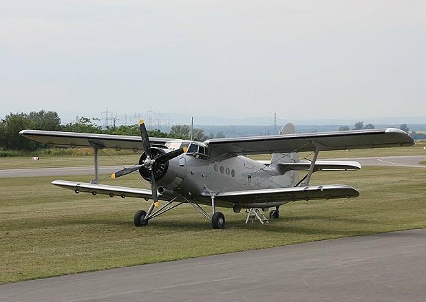 Rundflüge Antonov 2