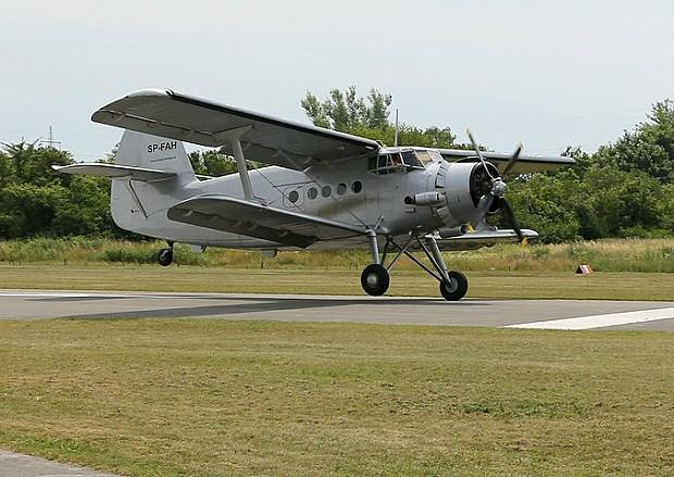 Rundflüge Antonov 3