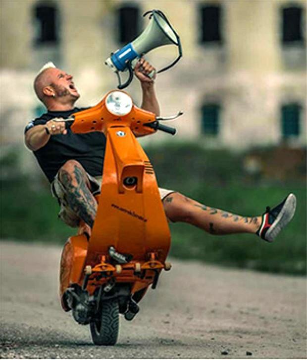 Vesper Stunt
