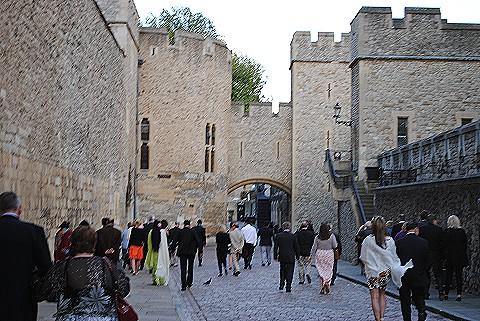 CSLI GB&I im Tower of London