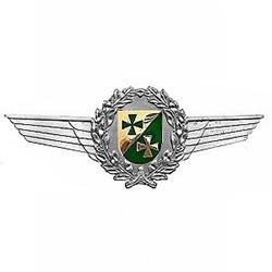 Fliegerschwinge-SILBER-