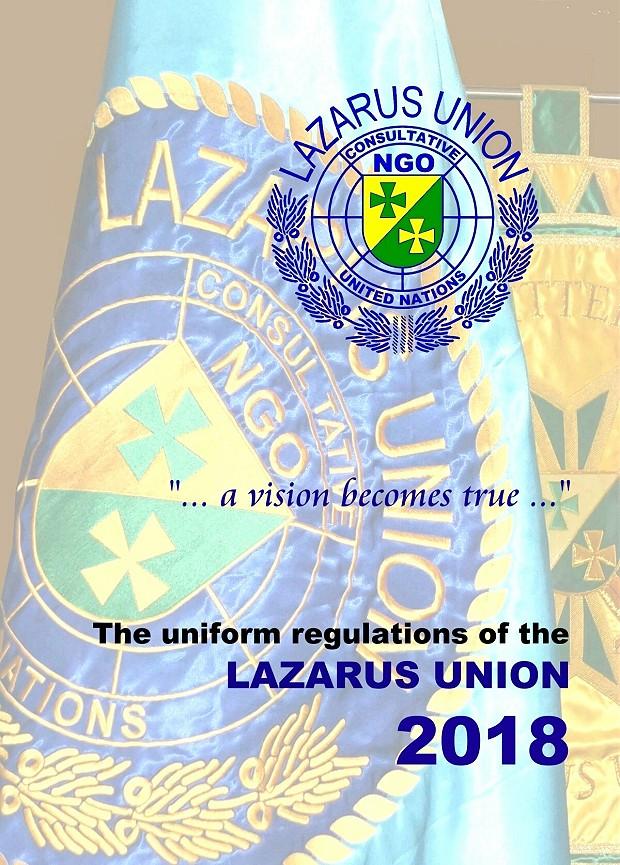 Titeleblatt Uniformrichtlinien 2018 ENG 620