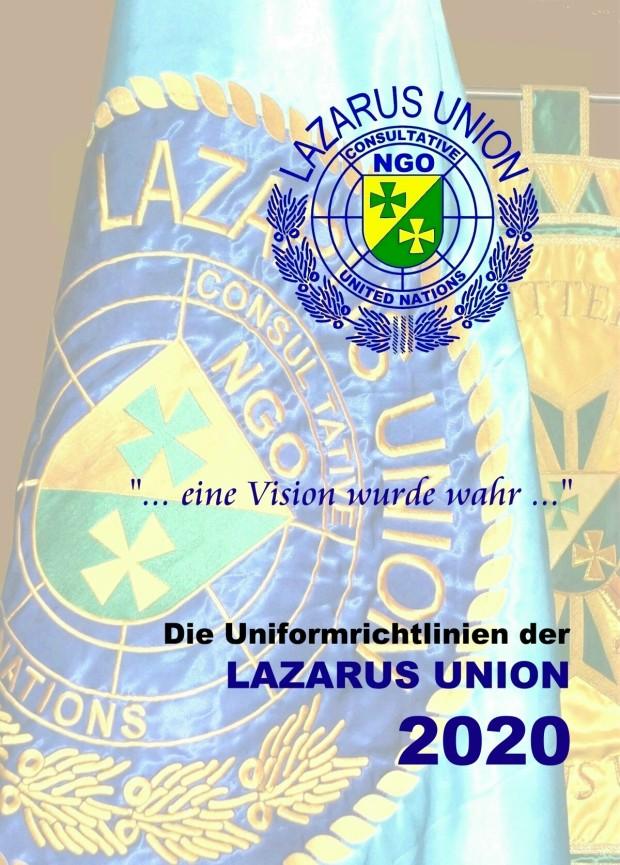 Titeleblatt Uniformrichtlinien 2020 DEU 620