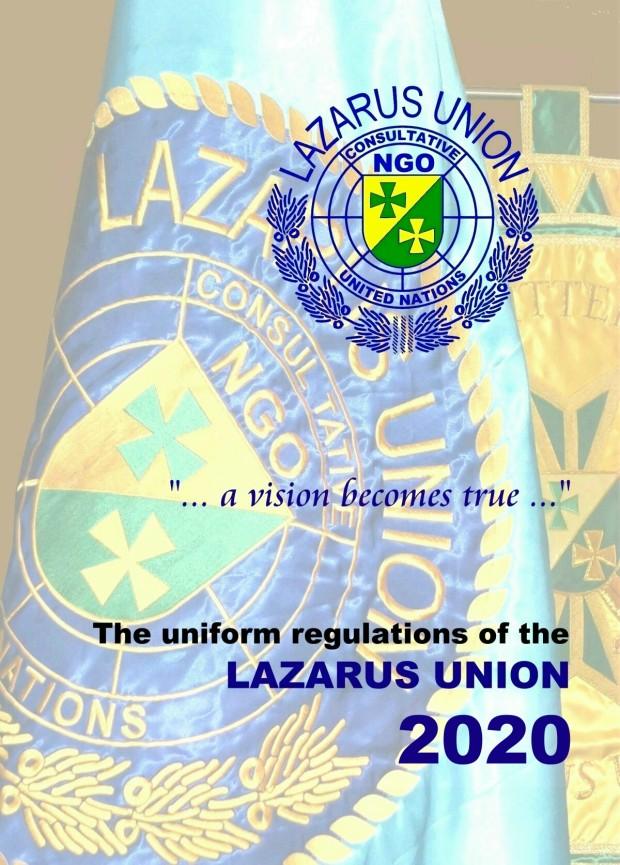 Titeleblatt Uniformrichtlinien 2020 ENG 620