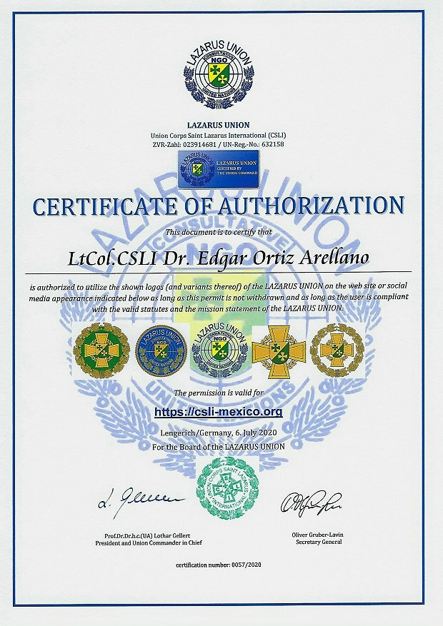 Zertifikat 57