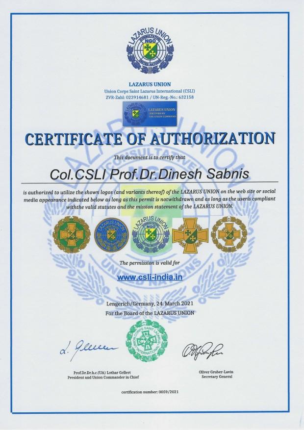 Zertifikat 59