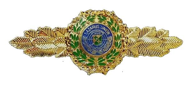 Ehrenspange Lazarus Union 620 ohne HG