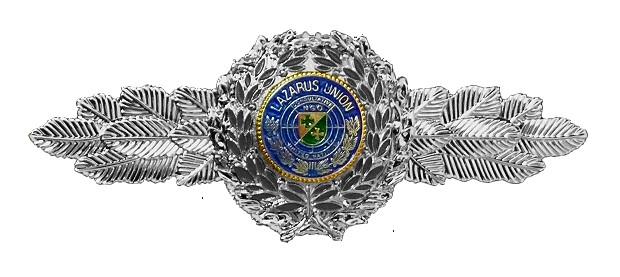 Ehrenspange SILBER Lazarus Union 620 ohne HG