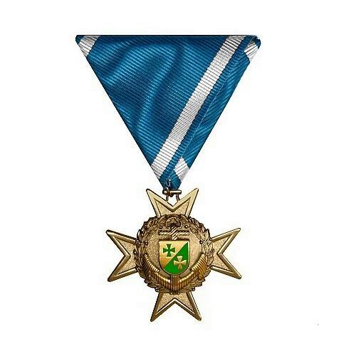 Marinekreuz NEU Gold-Gold 500