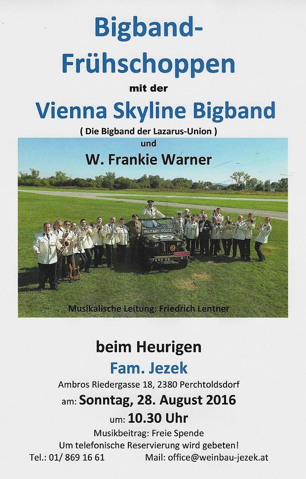 Big Band Konzert 28.Aug.2016