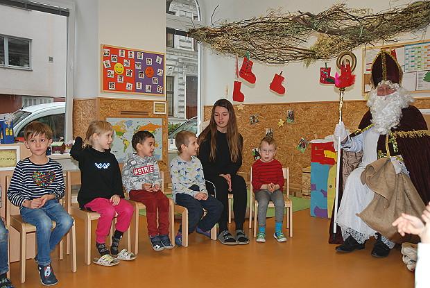 Nikolaus Kindergarten 106