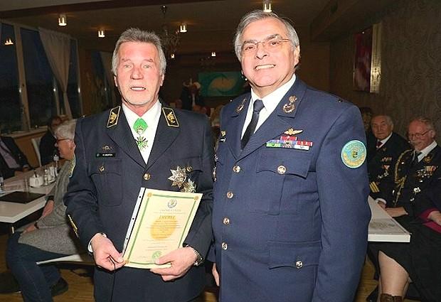 Rudi mit Auszeichnung