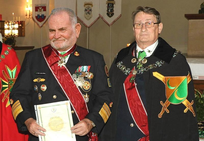 Lazarus Union Hans König Auszeichnung Variante 2