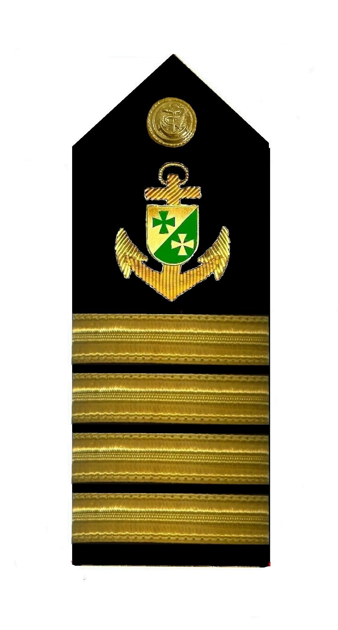 Offcerl Captain-Master