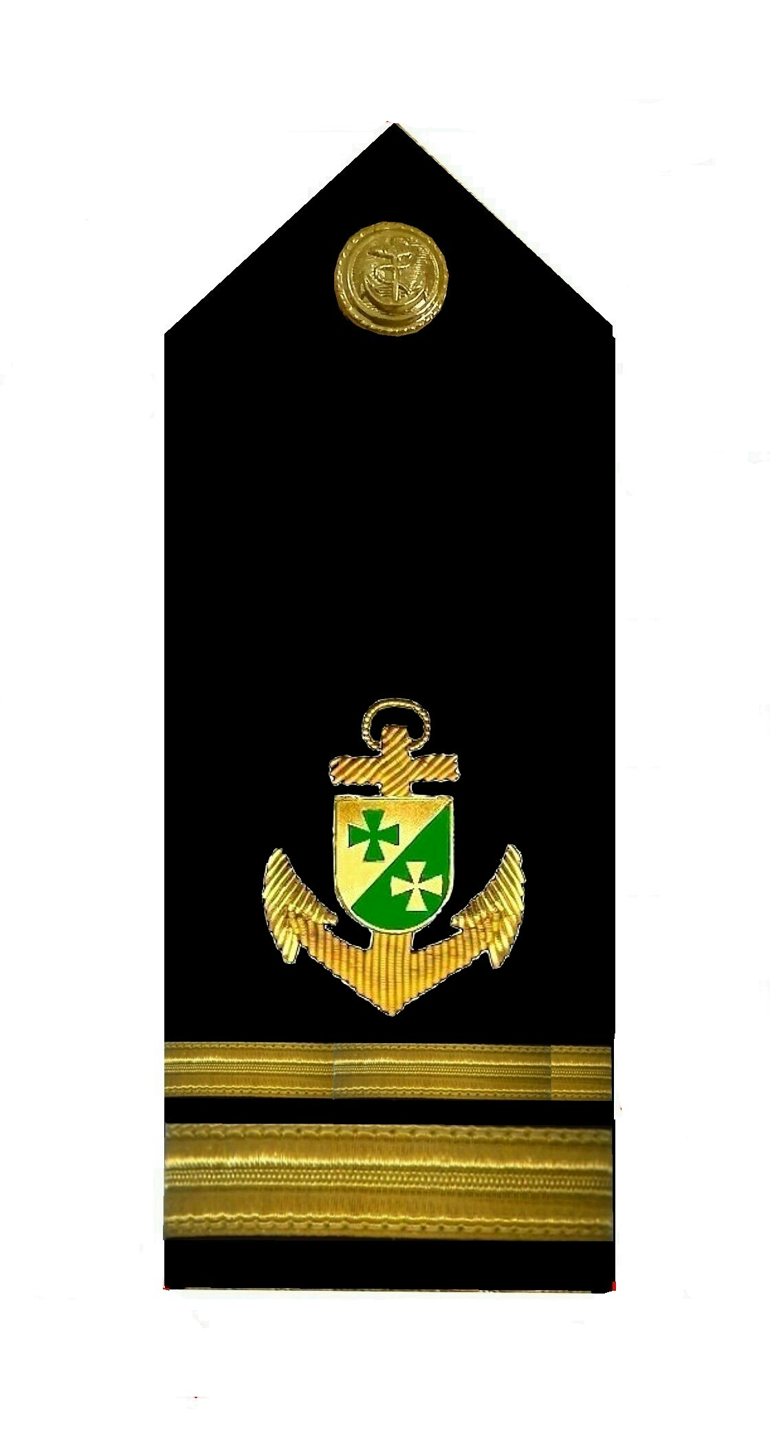 Offcerl with scale 2nd Lieutenant