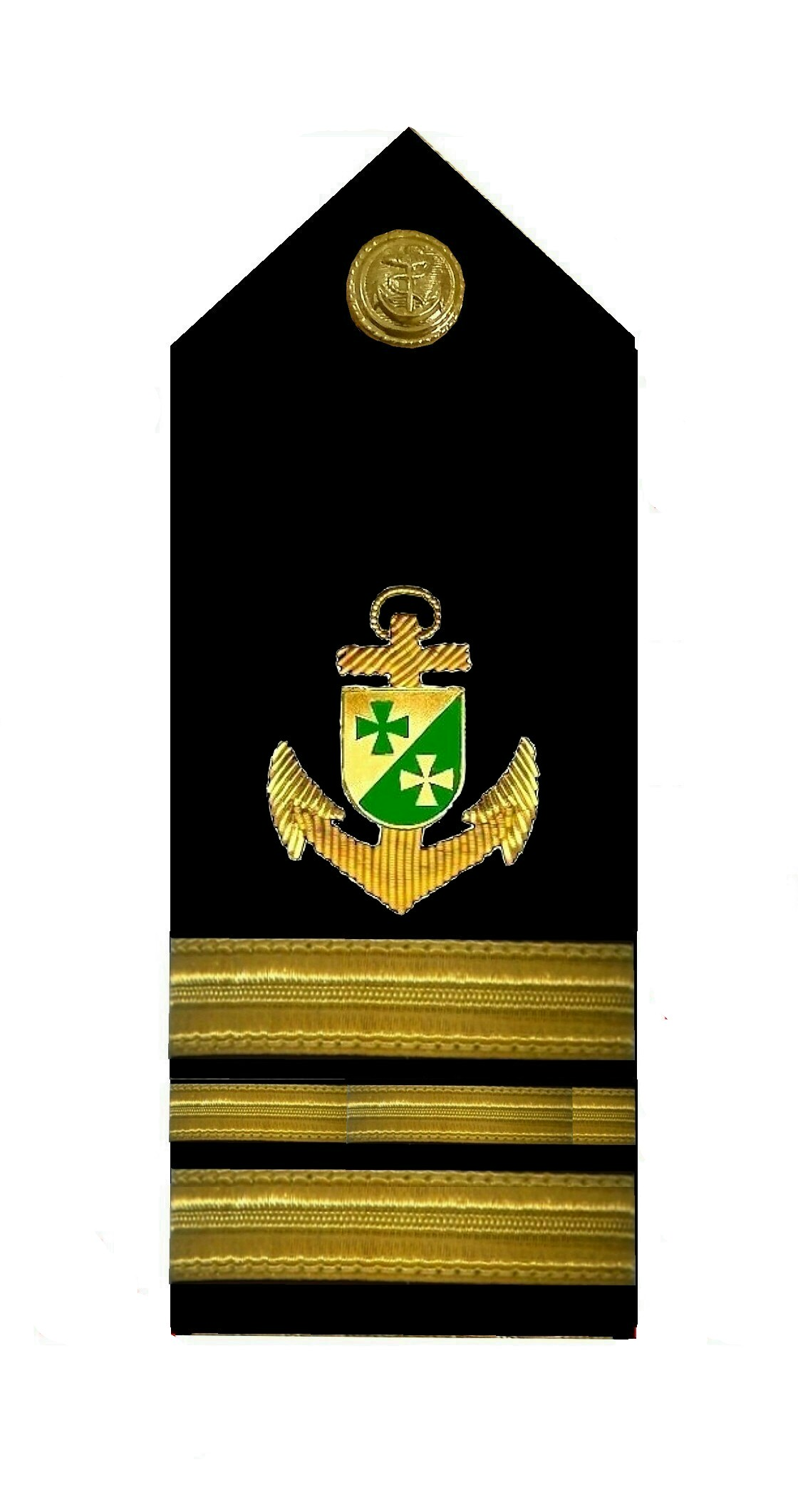 Offcerl with scale Lieutenant Commander