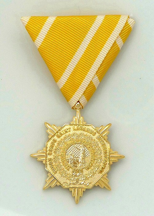 Blessing Medal avers 500