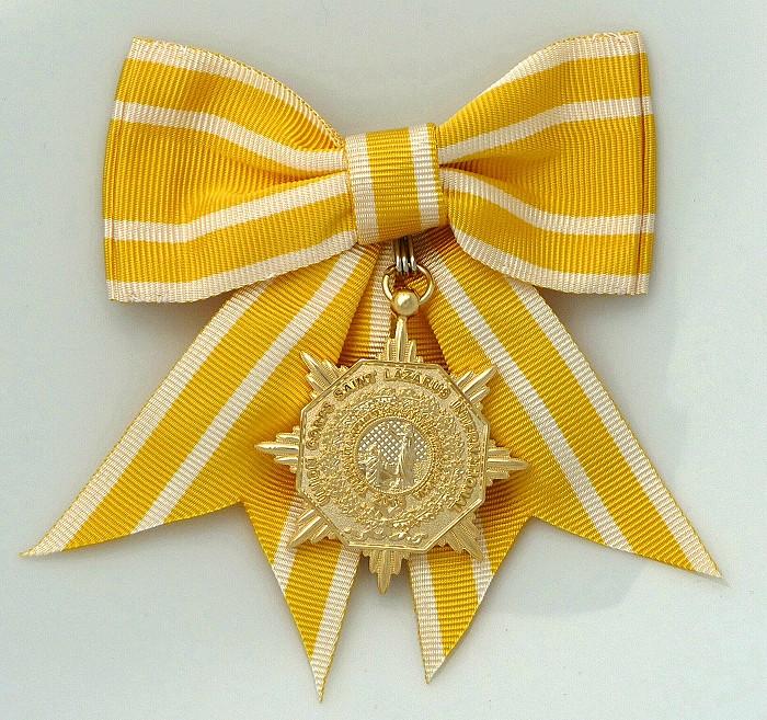 Blessing Medal avers for dames 700