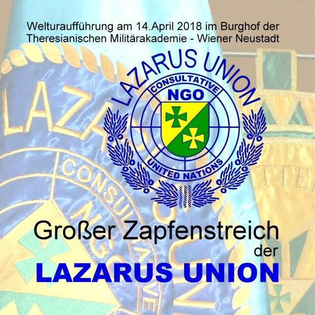 CDVGroßer Zapfenstreich Titelblatt Beschreibung 620
