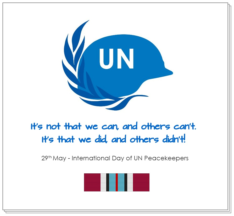Peacekeeper Day