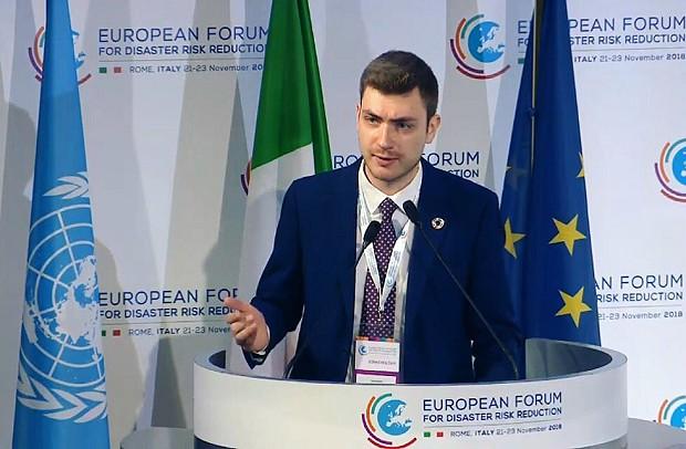 Alexander Virgili EFDRR 2018
